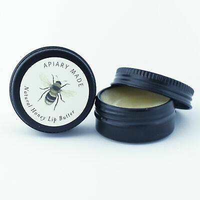 NEW Natural Lip Butter - Two Pack Women's by Apiary Made
