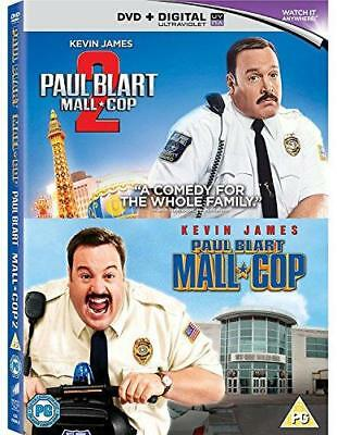 Paul Blart - Mall Cop 1 And 2 [DVD], Very Good DVD, Adam Ferrara,Jamal Mixon,Bob