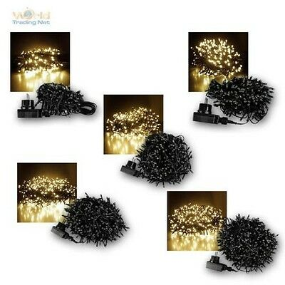 Micro Led Light String for Outdoor 230V Christmas Lights Xmas up to 1000 Leds
