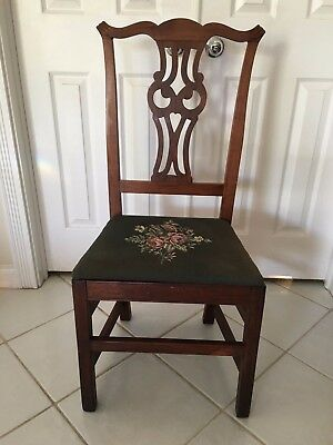 Chippedale Cherry Chair C.1780