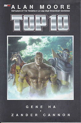 TOP TEN Vol. 3 ALAN MOORE, ed. Magic Press NUOVO SCONTO 50%