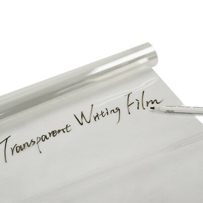 Writing Film Adhesive Wall/Glass Sticker Dry Erase Board Removal Chalkboard