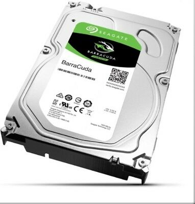 500GB Seagate 7200 RPM Hard Drive HDD DELL HP DESKTOP-W Microsoft Windows 10 Pro