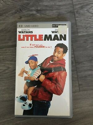 Film Psp - Little Man - Umd Video - Sony - Fr / En - Playstation