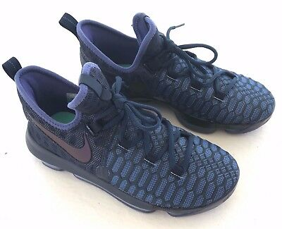 06cfa276c88d NIKE ZOOM KD9 GS 855908-450 Youth Basketball Shoes Sz 6Y -  54.99 ...