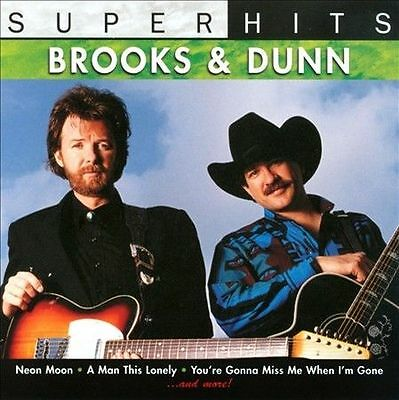 NEW - Super Hits by Brooks & Dunn