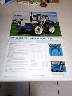 roadless 120 k series  sales brochure
