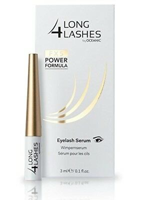 Long4Lashes FX5 Power Formula Eyelash Serum by Oceanic, 3 ml New