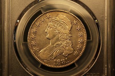 1831 Capped Bust 50c Silver XF45 PCGS O-105 r.3 #32940455