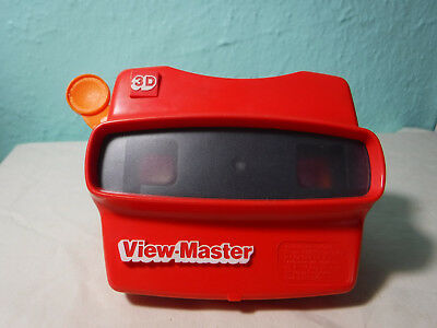 Viewmaster - Red 3D Viewer