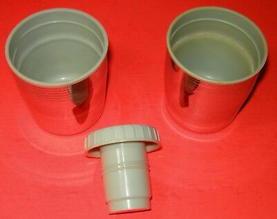 Aladdin Stanley  #11 Stopper & 2 #100 cups for Stainless 945 & 943
