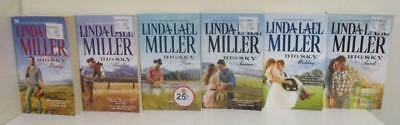 COMPLETE Parable, Montana Series by Linda Lael Miller (Lot of 6 Books)