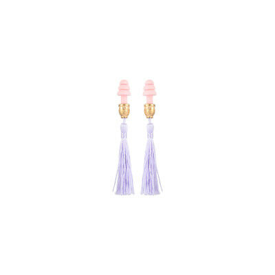 Mini Holly Iconic Earplug In Lavender Dream Inspired By Breakfast At Tiffany's