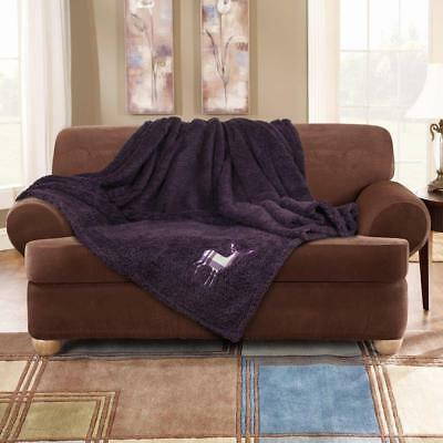 Teddy Bear Luxurious Throws Super Soft Warm Cosy Sofa And Bed Fleece Blankets Gc Blankets & Throws
