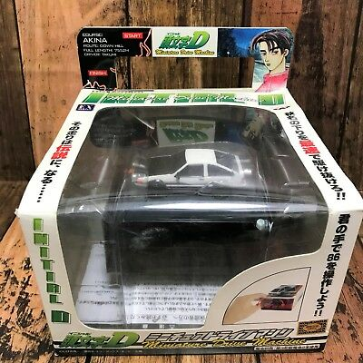 Initial D Miniature Drive Machine AE86 Sprinter Turin Banpresto Japan 2004