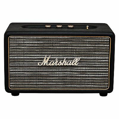 Marshall Acton 50W Wireless Bluetooth Speaker - Black (Brand New)