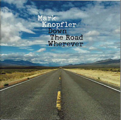 Mark Knopfler: Down The Road Wherever [*NEW* Standard Edition CD - CDV3214]