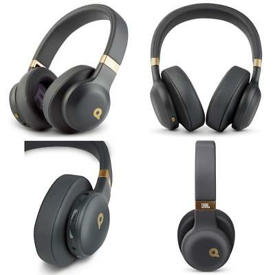 1db798e9d01bd4 JBL E55BT Quincy Edition Wireless Over-Ear Headphones with One-Button Remote  and