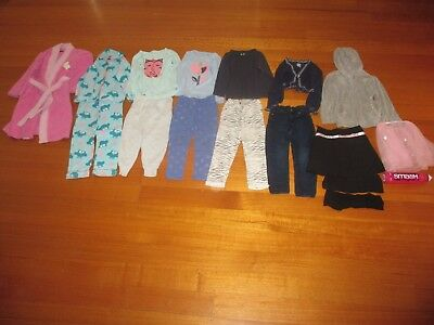 15 Girls Assorted Pieces Including Cotton On, Pumpkin Patch, Milkshake - Size 5
