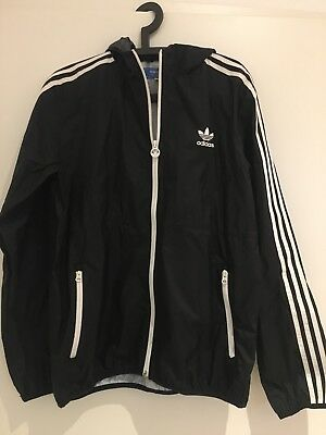 Adidas Originals Colorado Regenjacke Windbreaker Gr.M Neuwertig