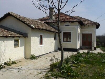 Bulgarian VILLAGE House 25 KM to sea Fully renovated in 2014