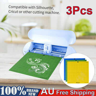 """Sticky Replacement Cutting Mat 12x12"""" Adhesive Mat for Arts Measuring Grid L5L5"""