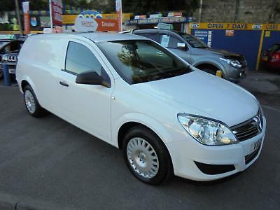 2011 11 Vauxhall Astra 1.3 Cdti Club In White # No Vat On This Van #