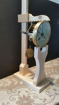 CLOCK MOVEMENT REPAIR STAND (proven French design)
