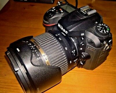 Nikon D7200 body in very good condition (SOLD PENDING PAYMENT AND COLLECTION)
