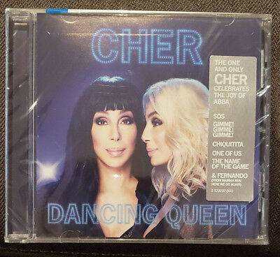 Cher - Dancing Queen 2018 CD Factory Sealed