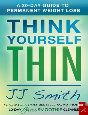Think Yourself Thin A 30-Day Guide to Permanent Weight Loss Clear (PDF) EB00K