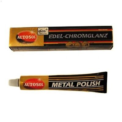Pâte à polir Chrome Autosol Metal Polish - 75 ml