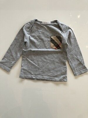 cf3208bff82db Tee Shirt burberry 12 Mois Comme Neuf