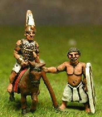 Essex Biblical Egyptian Mounted Pharaoh w/Bodyguards on Foot Pack MINT