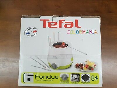 Raclette-Grill Tefal Colormania Neuf