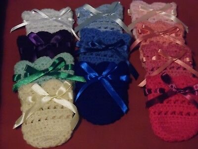 Various Colours Hand Crochet Covers For Avent Classic Or Tommee Tippee Bottle