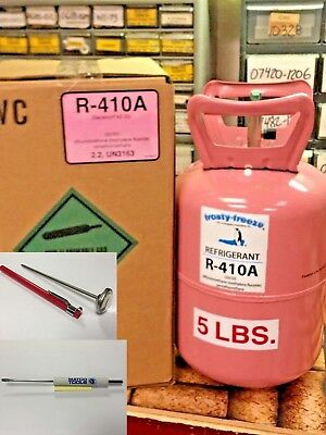 R410a, Refrigerant, 5 lb. Can, 410a, Best Value On eBay, FAST FREE SHIP, #115119