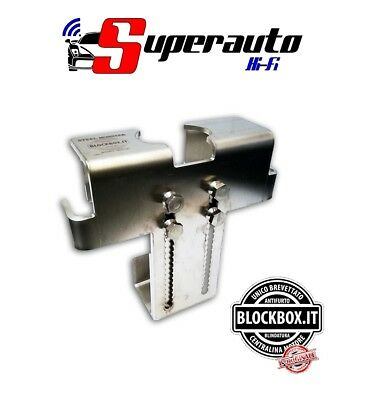 SM01 BLOCKBOX STEEL MONSTER PROTEZIONE CENTRALINA ECU BLOCK BOX Fiat GPA Abarth