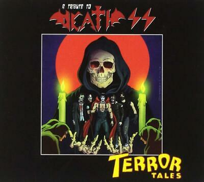 Terror Tales A Tribute To Death Ss (3 CD Audio) - Various Artists