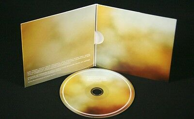 50 CD or DVD with colour printing duplication in printed lancing packs (4panel)