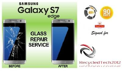 SAMSUNG S8 CRACKED Broken LCD Screen Glass Repair & Replacement