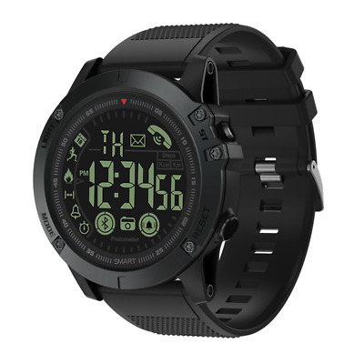 T1 Tactial Military Grade Super Tough Smart Watch Outdoor Sports Talking Watch