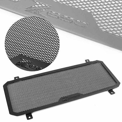 For Kawasaki Z650 2017 2018 Front Grill Grille Radiator Cover Oil Tank Protector