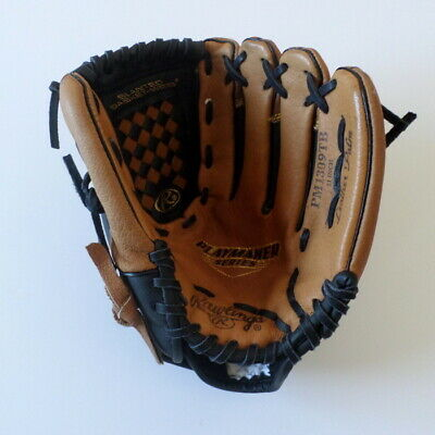 """Rawlings PM1309TB Playmaker Youth Leather Baseball Glove 11"""" for a Rightie"""