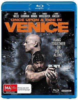 Once Upon A Time In Venice (Blu-ray, 2017)