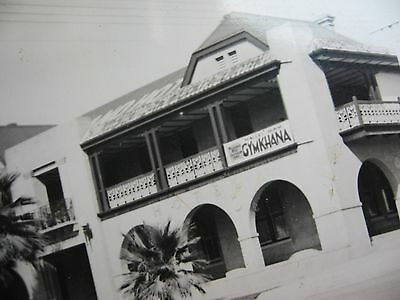 Grand Hotel Mildura  with Gymkhana SIGN