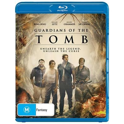 Guardians Of The Tomb (Blu-ray, 2018)