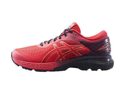 ASICS Gel Kayano 25 Tokyo Casual Running Shoes Red Mens