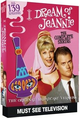 I Dream Of Jeannie: Complete Series 683904111715 (DVD Used Very Good)