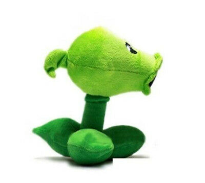 Plants vs Zombies Pea Shooting Green Plush Toy Doll Soft Toy Christmas Gift 6""
